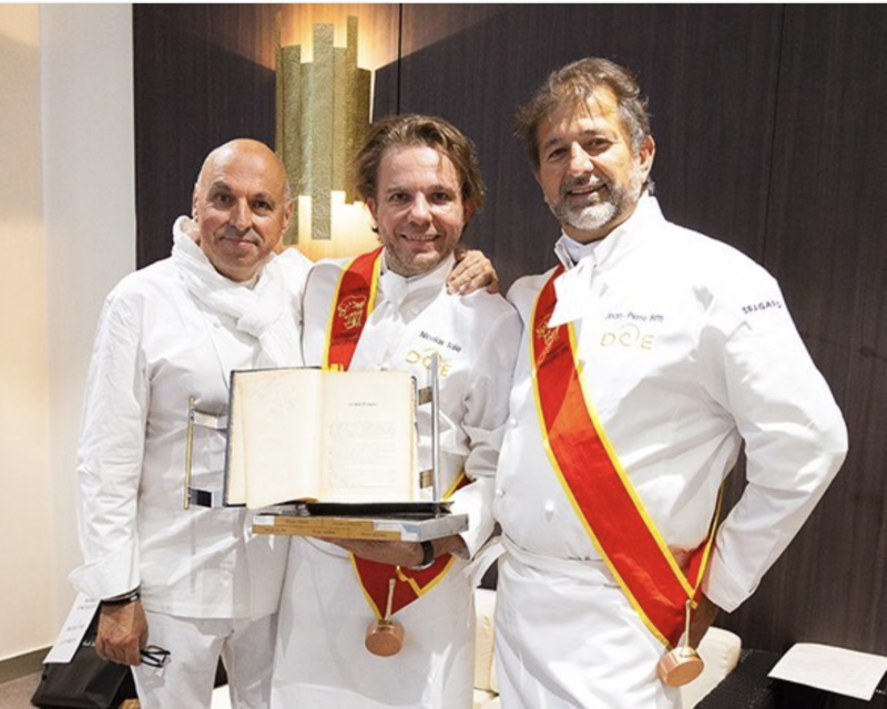 Nicolas Sale chef