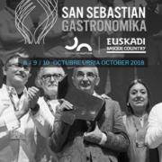 San Sebastian Gastronomika 2018 – Fêtera au mois d'octobre les 20 ans de cuisine d'avant-garde