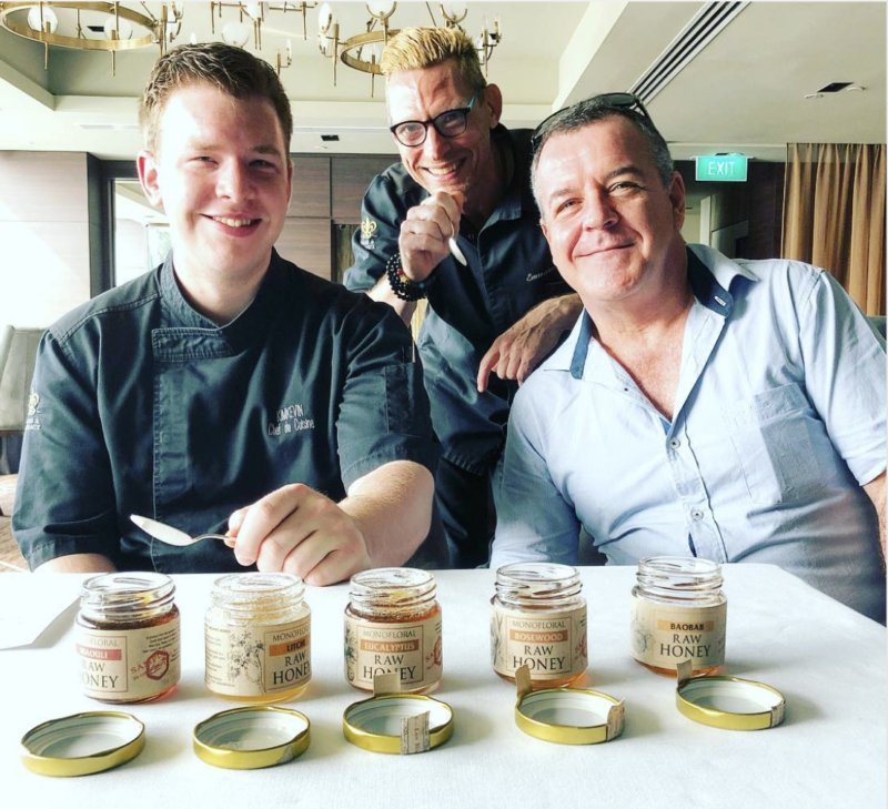 chef Emmanuel Stroobant