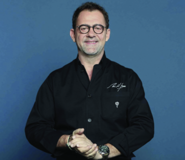 chef Michel Sarran