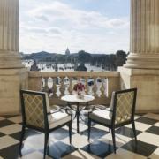 Les Bleus à l'Hôtel de Crillon ce soir – le chef Christopher Hache indique » on vous attend à la maison «
