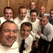 Brèves de chefs – Patrick Roger Chevalier de la Légion d'Honneur, Drugstore Publicis saccagé, soirée des Bleus au Crillon annulée, Dîner à l'Élysée…