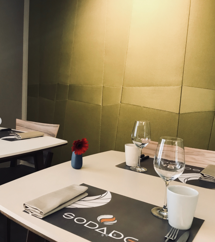 restaurant Sodade Serge Vieira