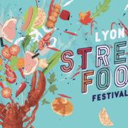 Lyon Street Food Festival – du 13 au 16 septembre 2018 – Save the Date