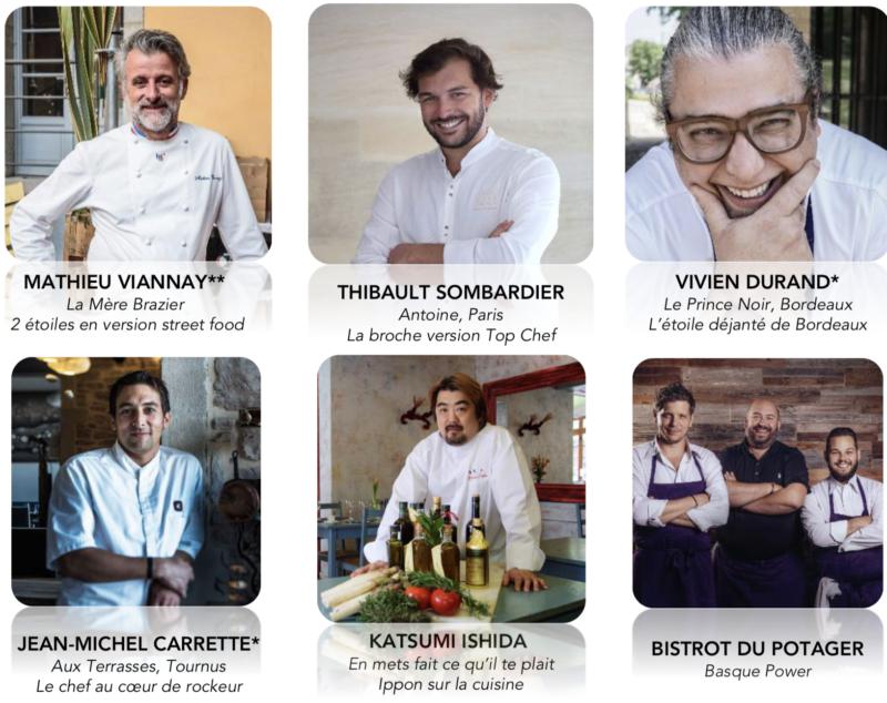 chefs festival lyon street food 2018