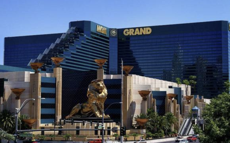 mgm resorts attentat 2017