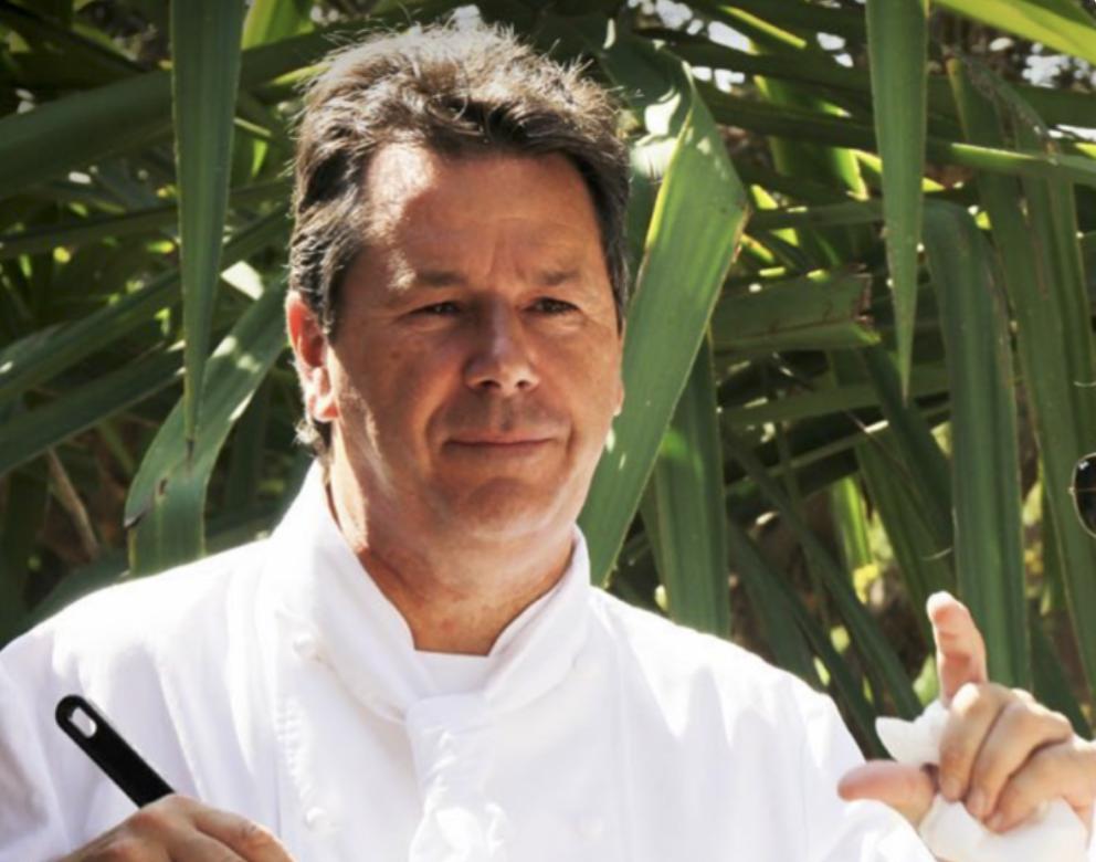 Micha l blanc chef fran ais une place de cuisinier for Cuisinier connu