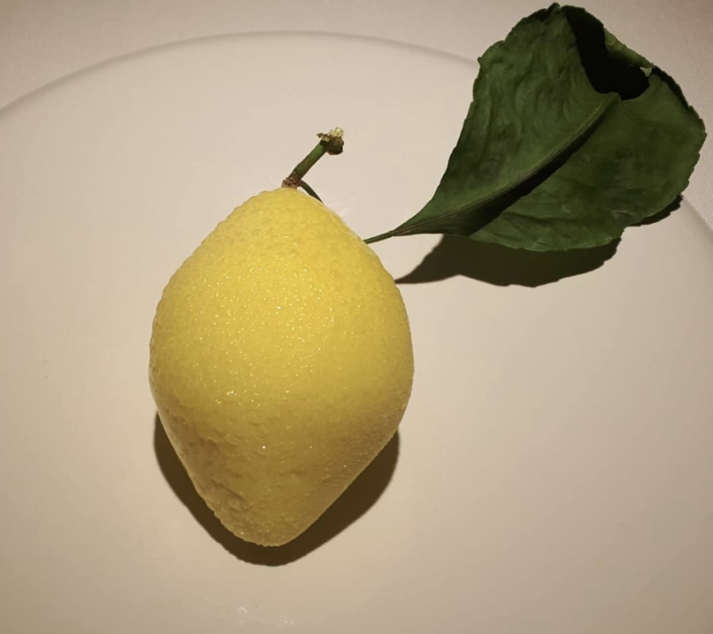 faux citron patisserie