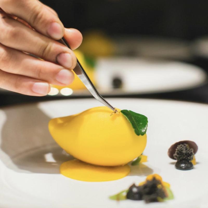 fruit citron trompe oeil