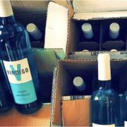 Le vin bleu débarque en France