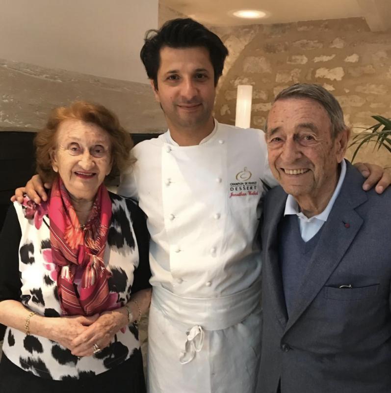 Jonathan Wahid chef