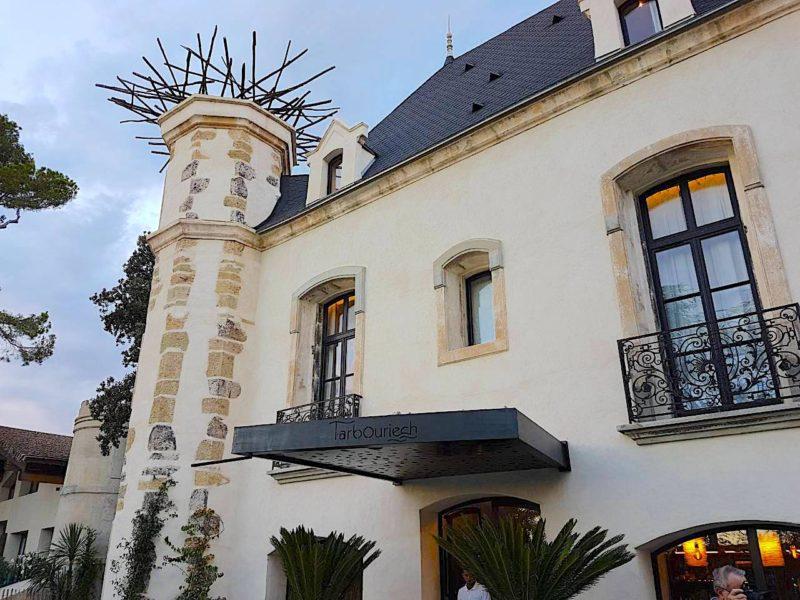 hotel bassin de thau