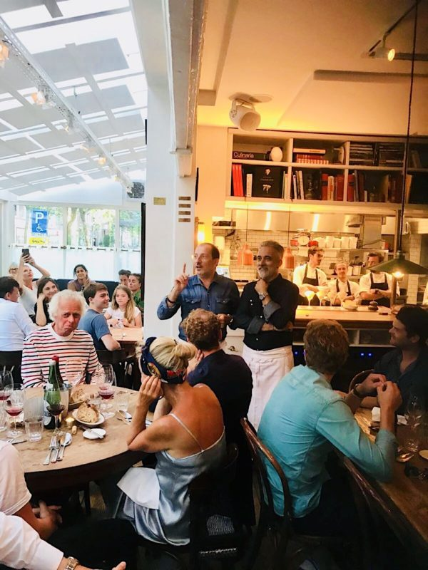 restaurant caron amsterdam