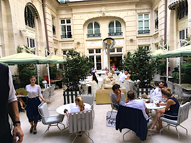 chef restaurant hotel de crillon