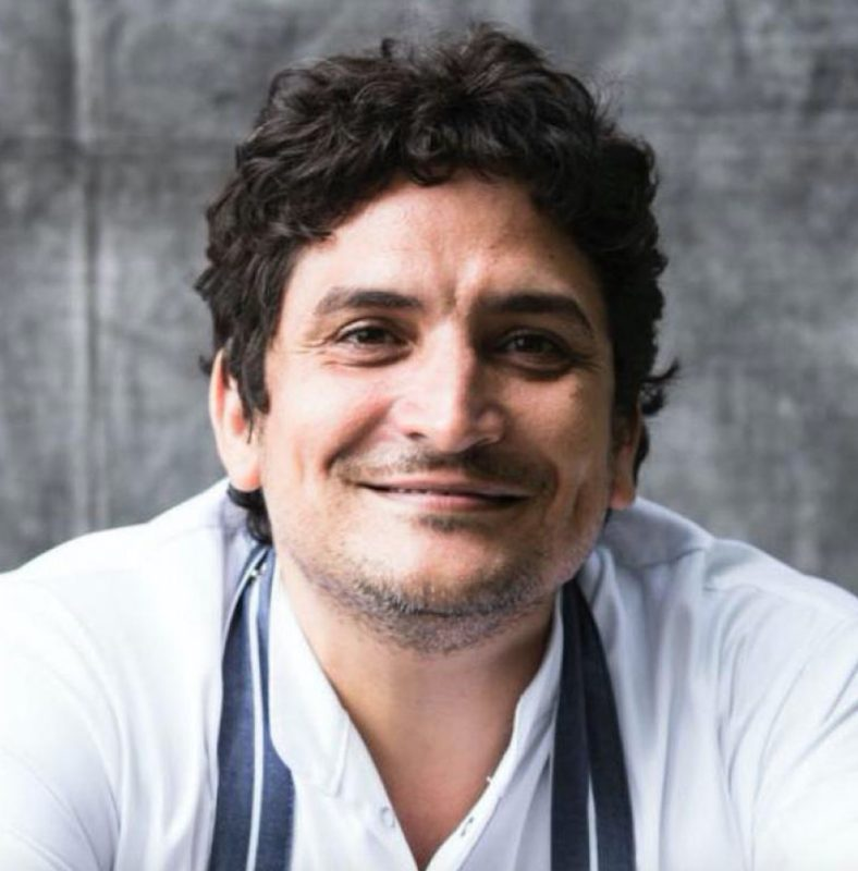 mauro colagreco chef france