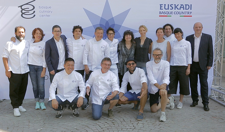 world basque culinary