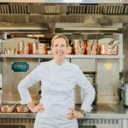Clare Smyth – World's Best Female Chef 2018 – Interview pour F&S : «j'admire Anne-Sophie Pic et Hélène Darroze ; quant à Alain Ducasse, il est vraiment unique dans ce qu'il dit, et très inspirant.»