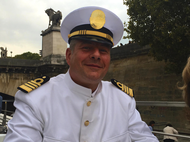 Capitaine Laurent Blanchet