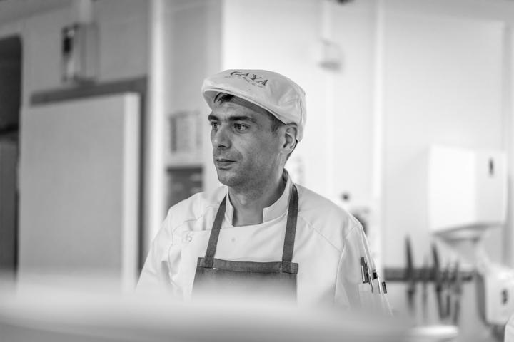 chef gastronomie francaise