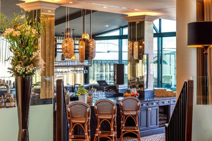 hotel  restaurant pierre gagnaire