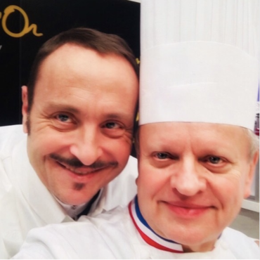chef Joël Robuchon