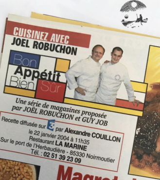 décès de Joel Robuchon