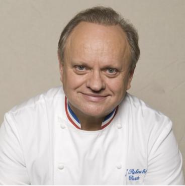 chef étoilé Joel robuchon