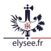 Hommage de L'Élysée au Chef Joël Robuchon  » Avec les décès de Paul Bocuse et de Joël Robuchon, la gastronomie française est douloureusement endeuillée cette année «