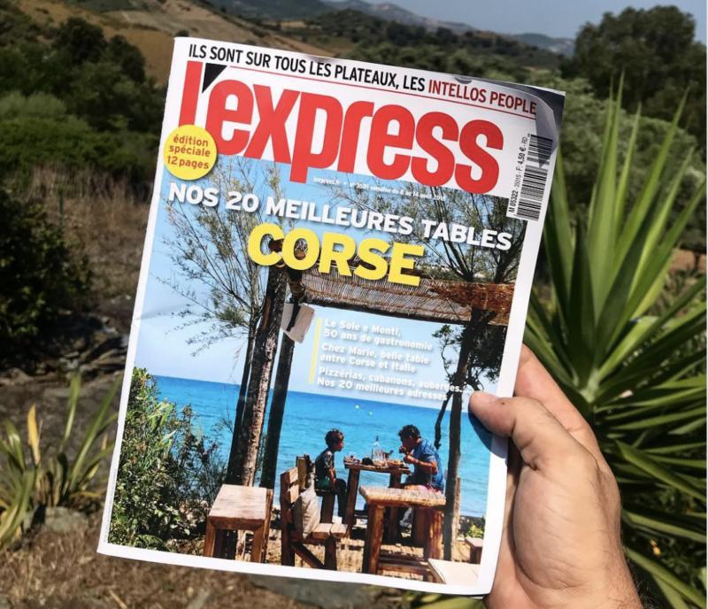 l'express special corse