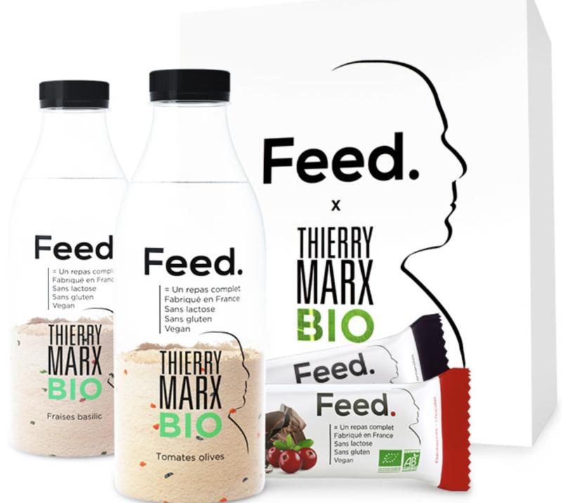 feed repas complet bio