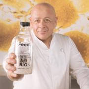 Connaissez vous la gamme FEED Bio imaginée par le chef Thierry Marx ?