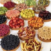 La tarte aux fruits – Hyper/fruits – la tendance du printemps/été 2018 des pâtissiers ?