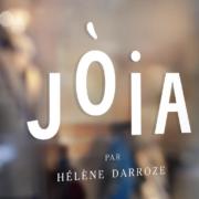 Joia – se sera le nom du nouveau restaurant de Hélène Darroze, ouverture le 4 septembre, mais aussi de son prochain livre