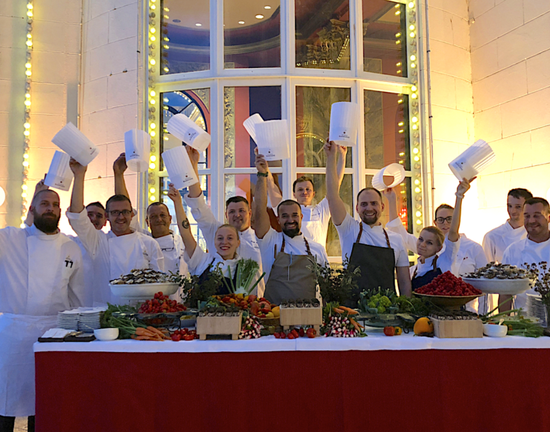 Vladimir Mukhin chef