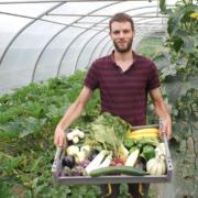 Passion – De cuisinier gastronomique, il est devenu banquier, puis jardinier bio.