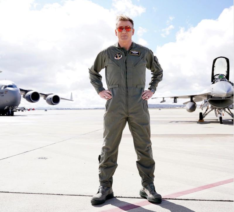 Gordon Ramsay pilote