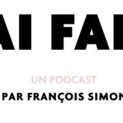 Découvrez les FoodCast – J'ai Faim – pour My Little Paris, textes et voix François Simon » Si la nourriture est votre religion, ce podcast va être votre bénédicité «