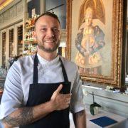 Le tartare de Béluga du chef Anton Kovalkov primé lors de la Restaurant Week à Moscou