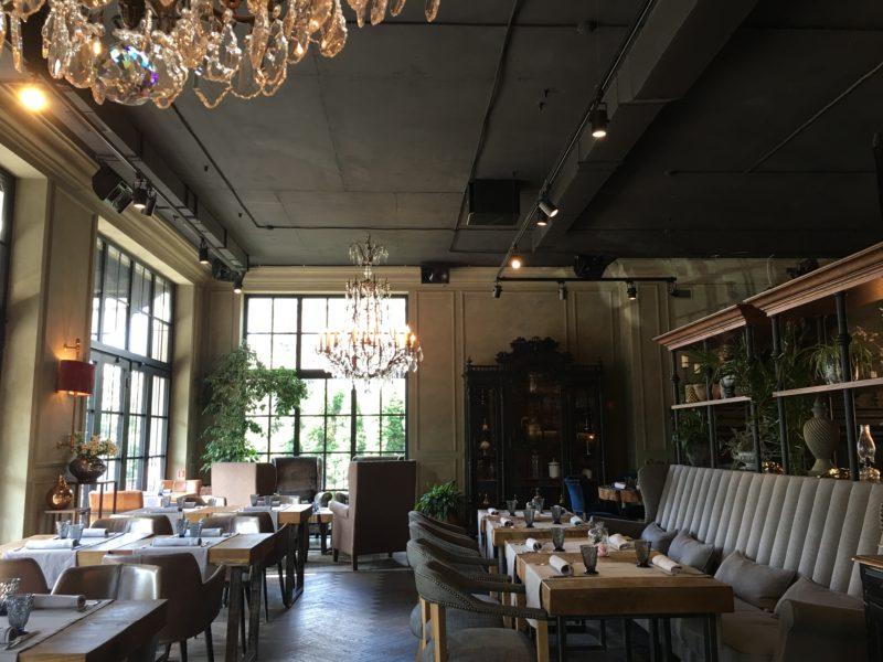 modus moscou restaurant