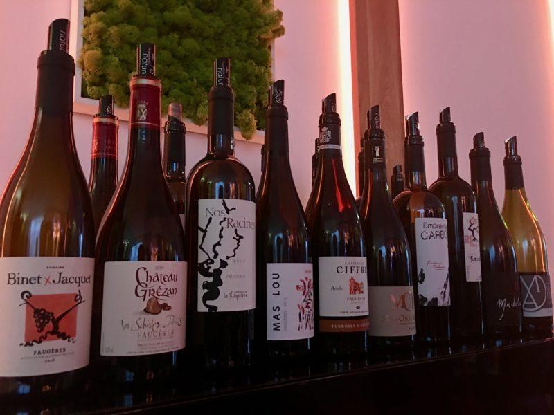 vins Faugère