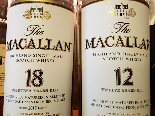 the macallan sotch whisky