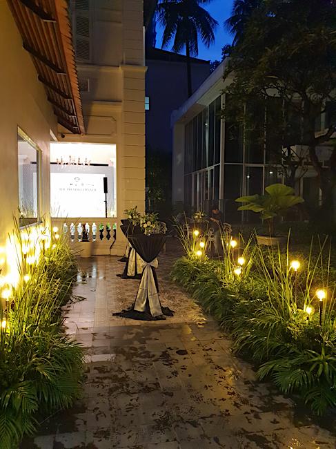 Le Chef Andre Chiang Cuisine A Saigon Au Jardin Des Sens Vietnam