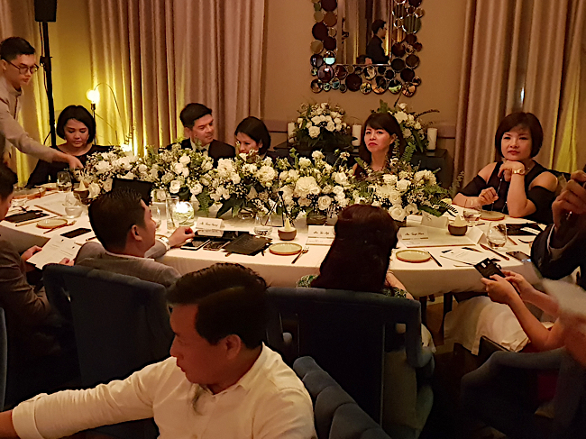 prestige dinner soiree
