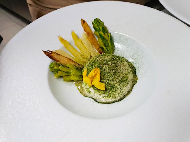 plat gastronomique andre chiang