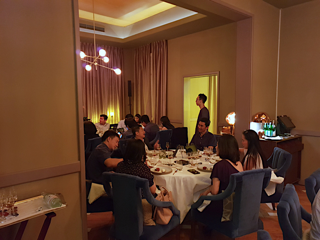 diner macallan