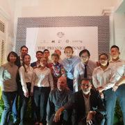 Le chef André Chiang cuisine à Saigon au Jardin des Sens