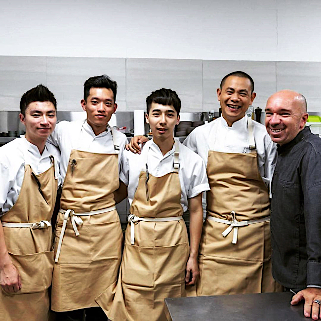 chef andre pourcel chiang
