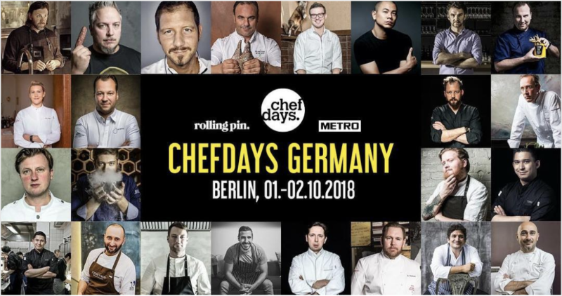 chefdays germany berlin