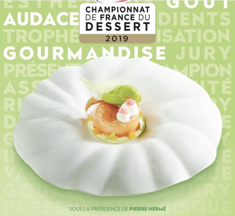 championnat de france du dessert 2019