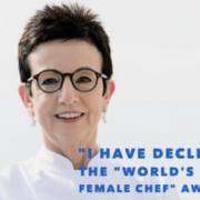Brèves de chefs – Carme Ruscalleda refuse le titre de World's Best Female Chef, Keller et Bocuse investissent dans un restaurant automatisé, Jordi Cruz parmi les stars sur RTVE, Heston Blumenthal à Melbourne,…
